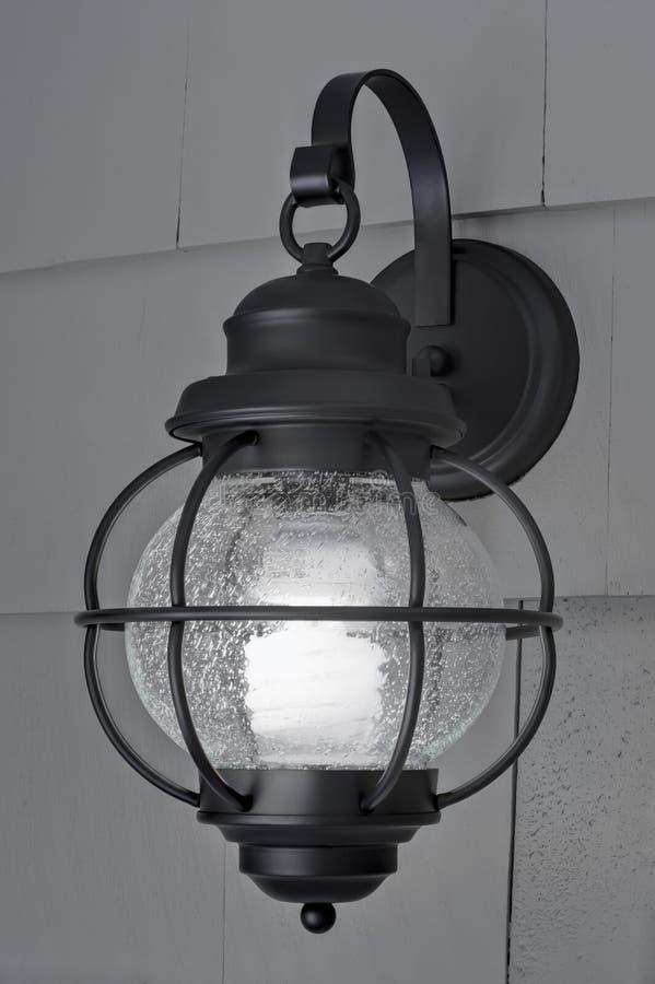 CFL extérieur image libre de droits