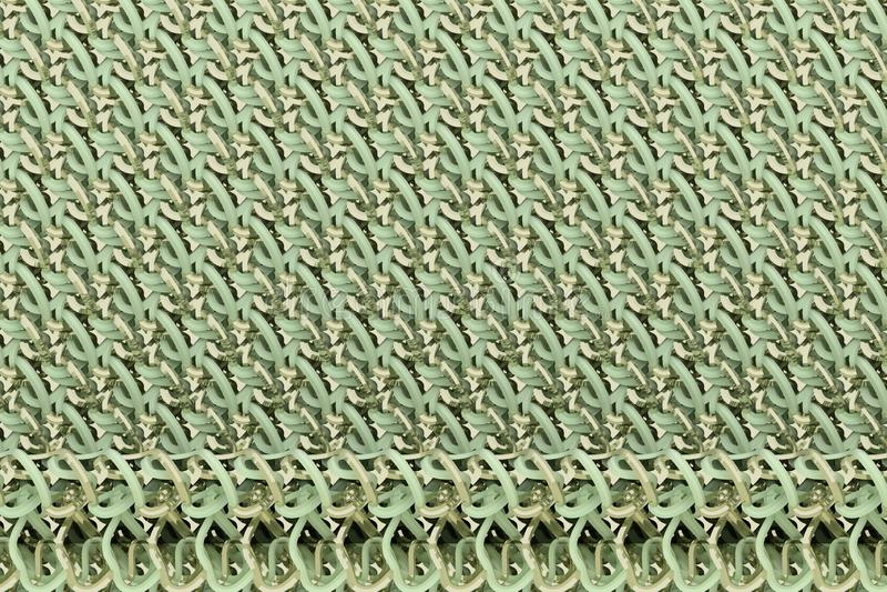 CGI composition, string mat, geometric backdrop for design texture, background. 3D render. Background abstract, string mat geometric backdrop CGI composition vector illustration
