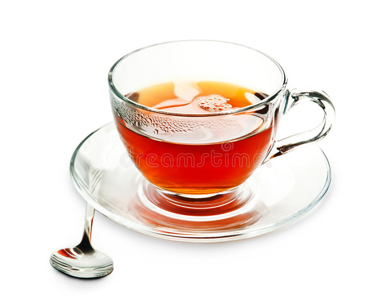 Chá. fotografia de stock
