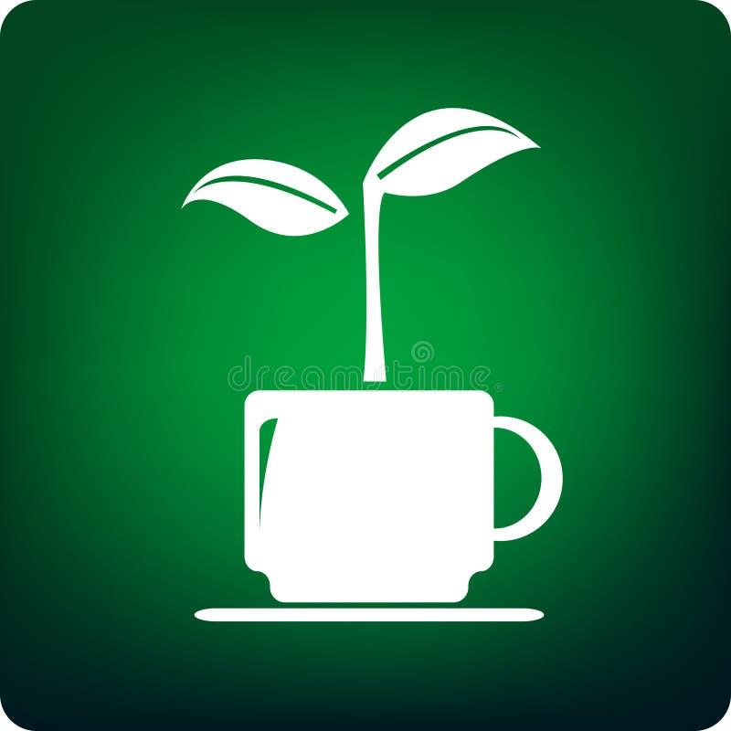 Chá ilustração do vetor
