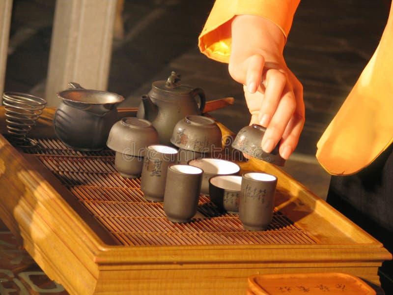 Download Chá chinês imagem de stock. Imagem de chinês, saudável - 537451
