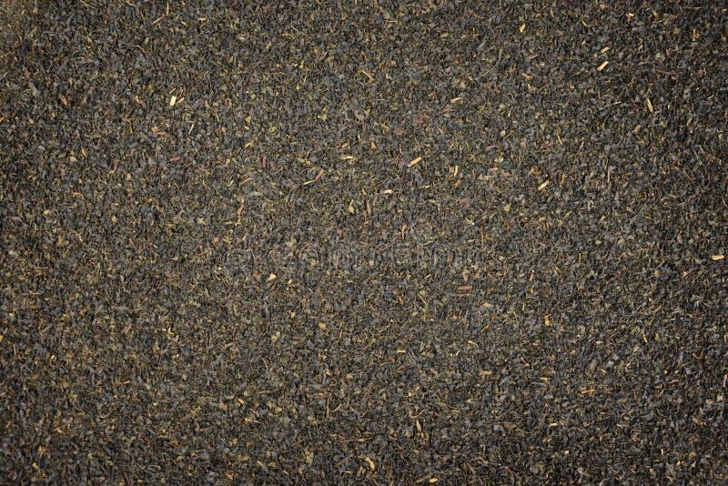 Chá como uma textura fotografia de stock royalty free