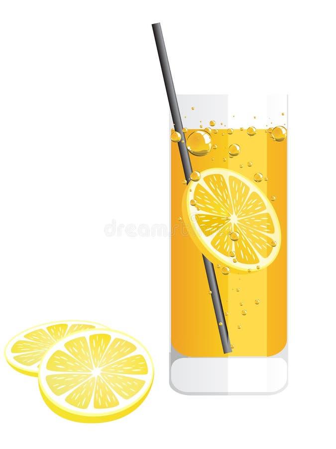 Chá de gelo ilustração do vetor