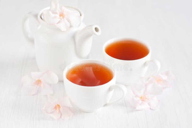 Chá de Oolong imagens de stock