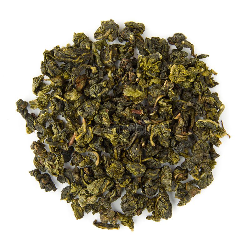 Chá de Oolong leitoso foto de stock royalty free