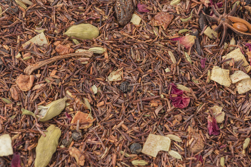 Chá de Rooibos foto de stock