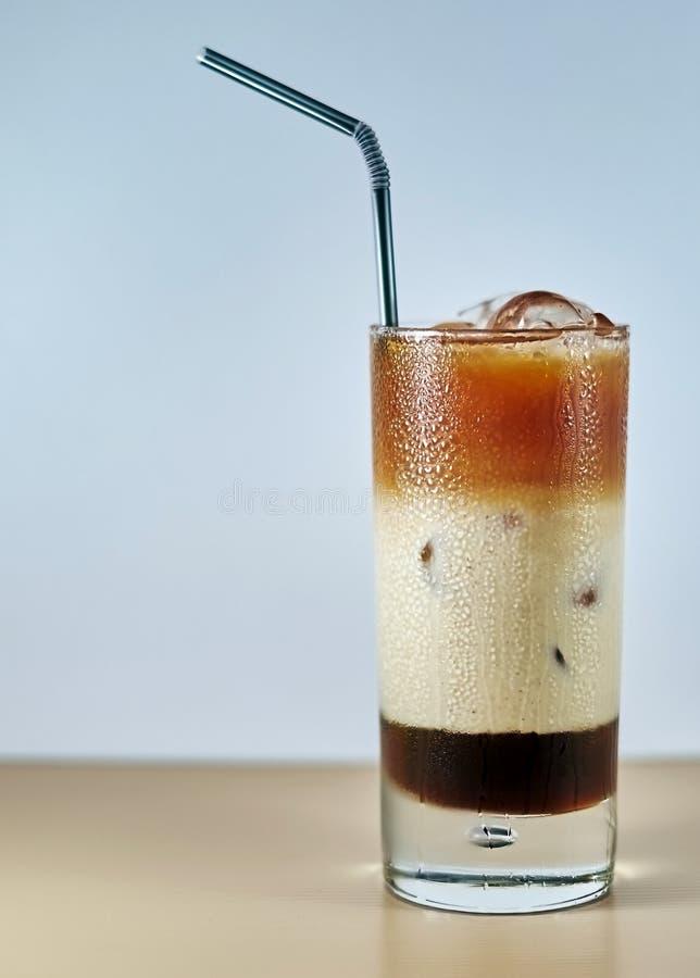 Chá de três camadas foto de stock royalty free