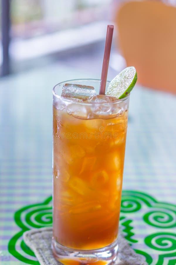 Chá do limão foto de stock royalty free