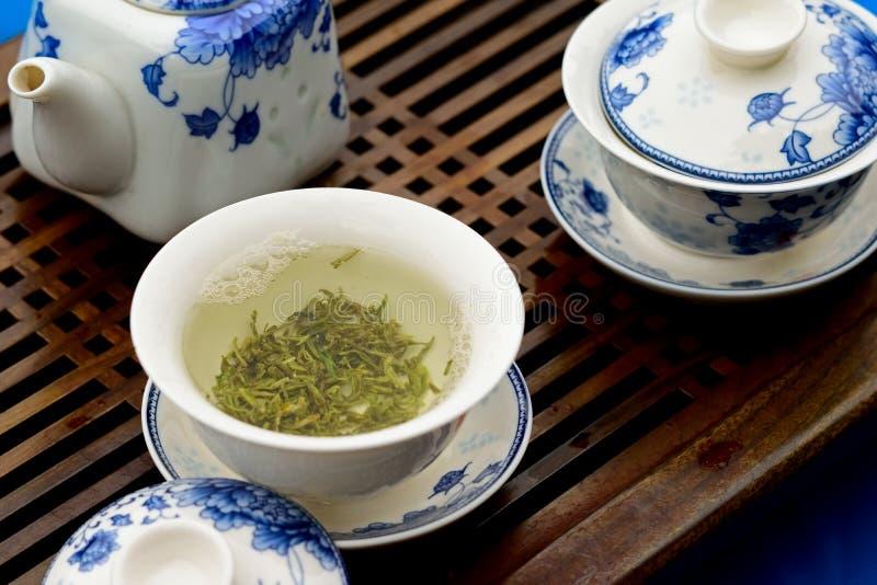 Chá e grupo de chá imagem de stock royalty free