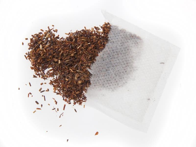 Chá erval de Rooibos imagem de stock