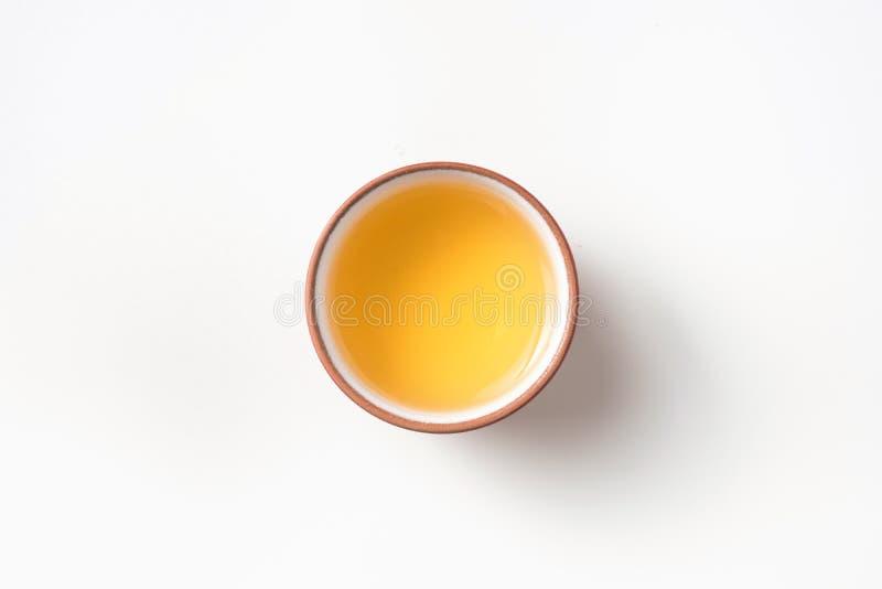 Chá fresco do oolong de Formosa foto de stock royalty free
