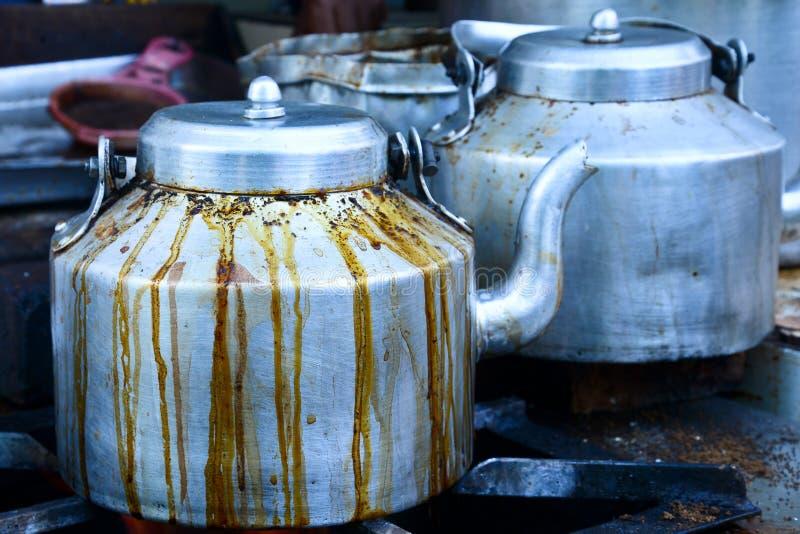 Chá indiano fotos de stock