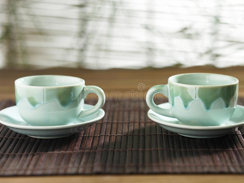 Chá para dois fotografia de stock royalty free