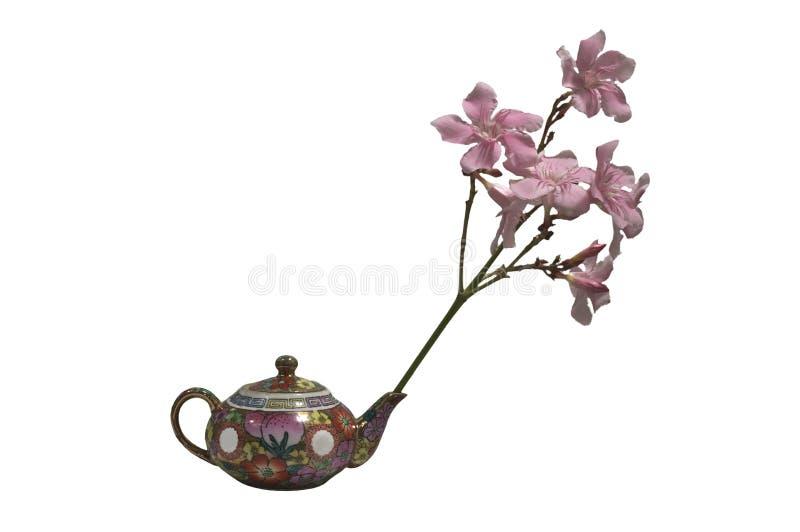 Chá para a vida imagens de stock royalty free