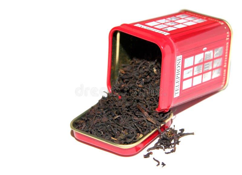 Chá preto do café da manhã inglês imagem de stock