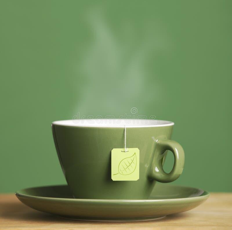Chá verde! fotos de stock