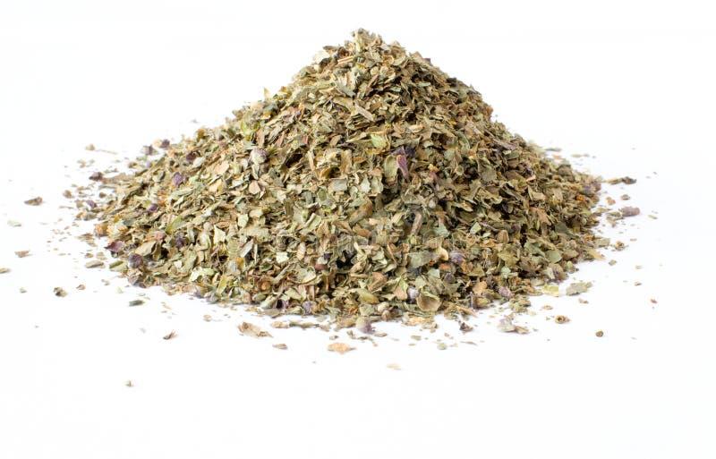 Chá verde da flor fotografia de stock royalty free