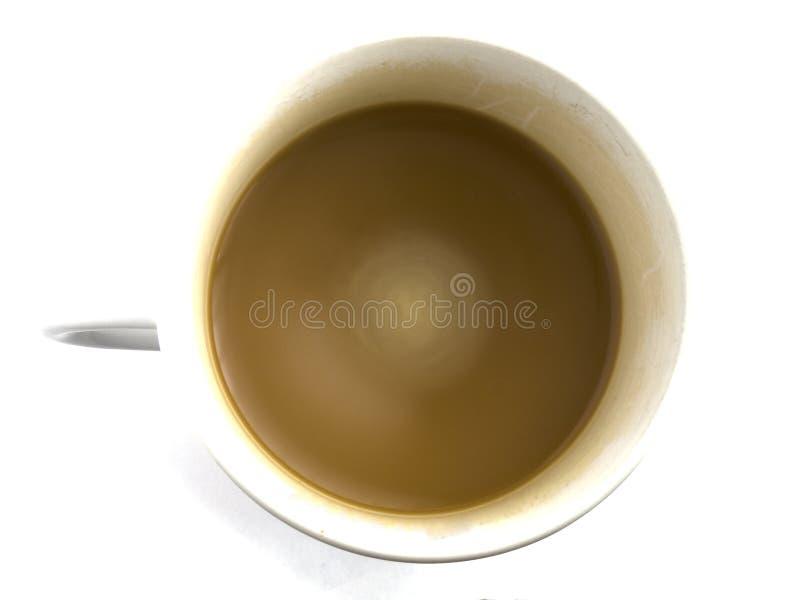 Download Chávena de café imagem de stock. Imagem de ruptura, completamente - 12806119