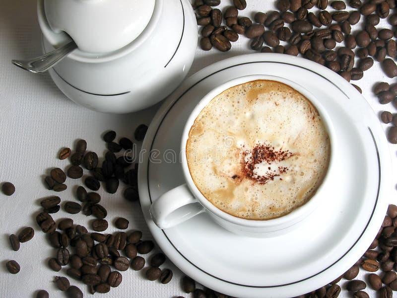 Chávena de café fotos de stock royalty free