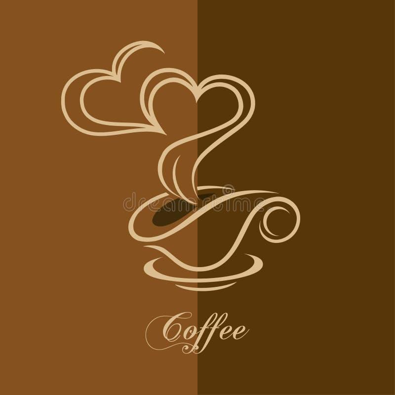 Download Chávena de café ilustração do vetor. Ilustração de creme - 26503120