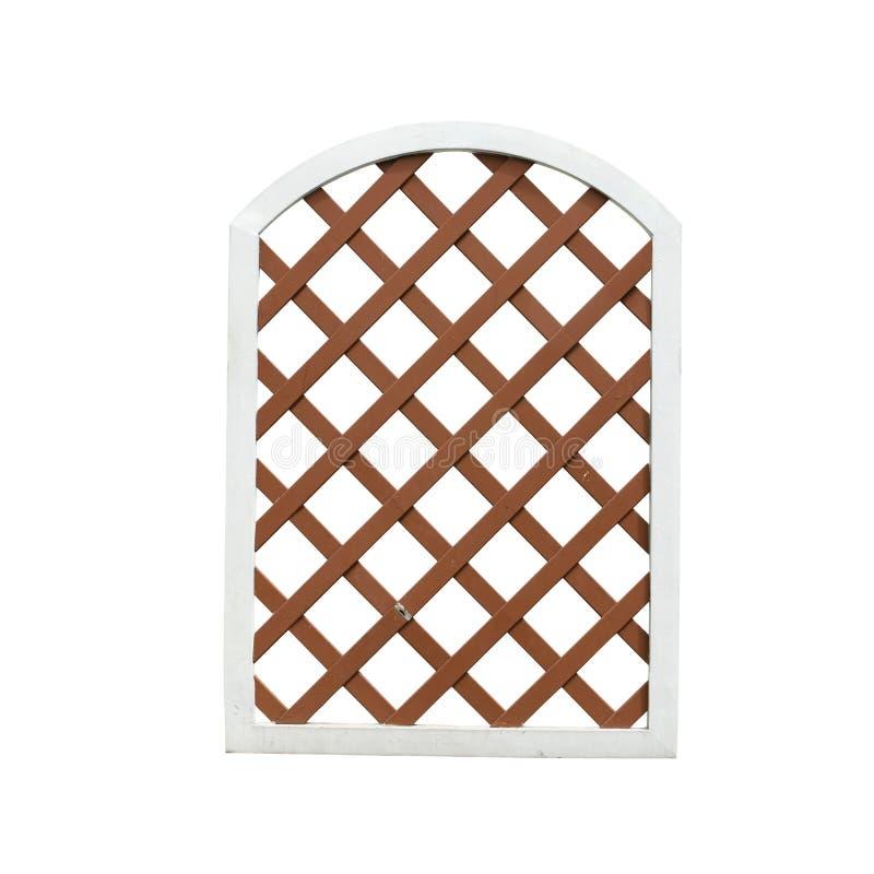 Châssis de fenêtre en bois photo libre de droits