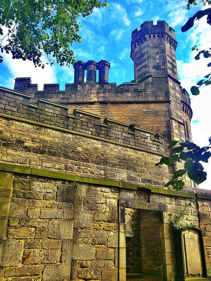 Château à Stirling photos stock