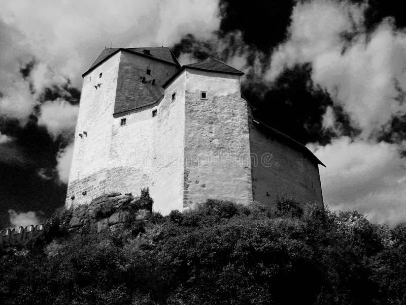 Download Château photo stock. Image du duchesse, ghostlike, palais - 54184