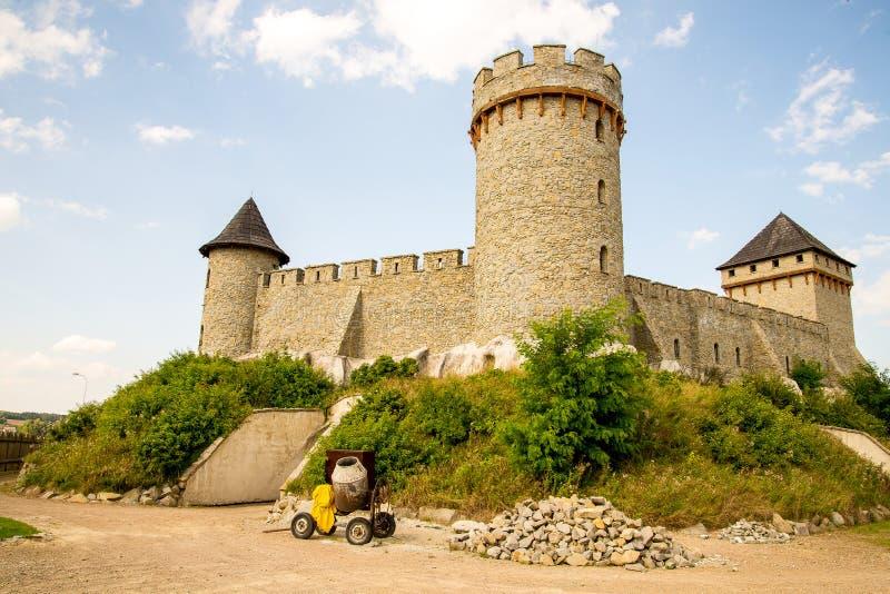 Château photographie stock libre de droits