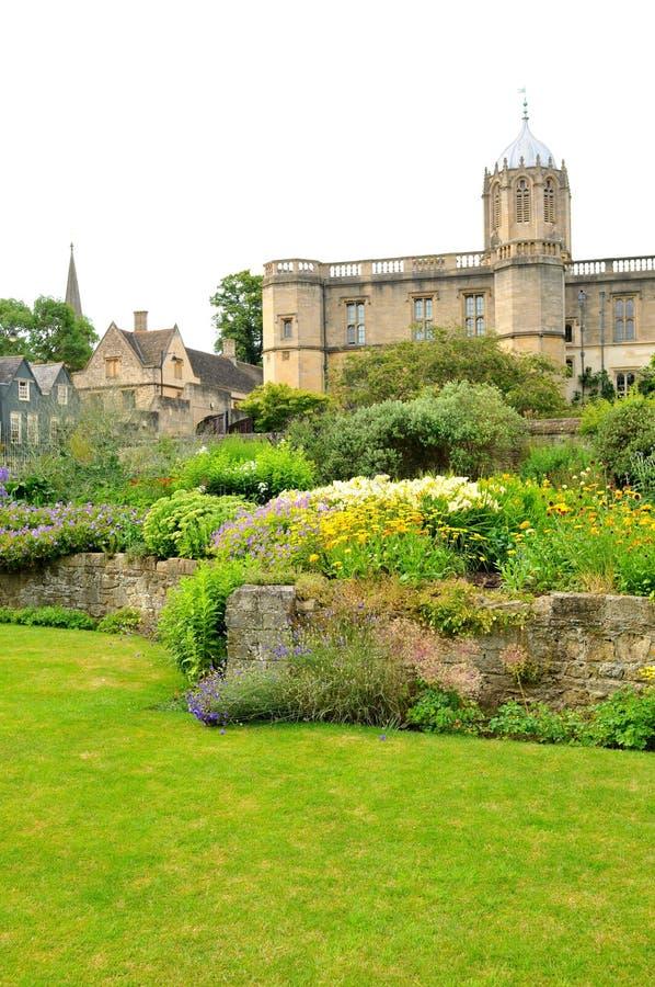 Château anglais image stock
