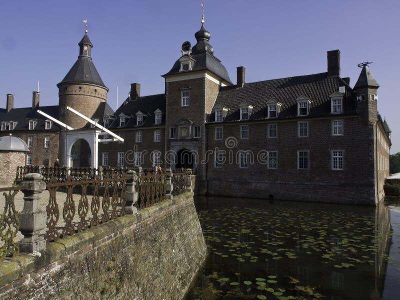 Download Château Anholt image stock. Image du passerelle, tour - 45357121