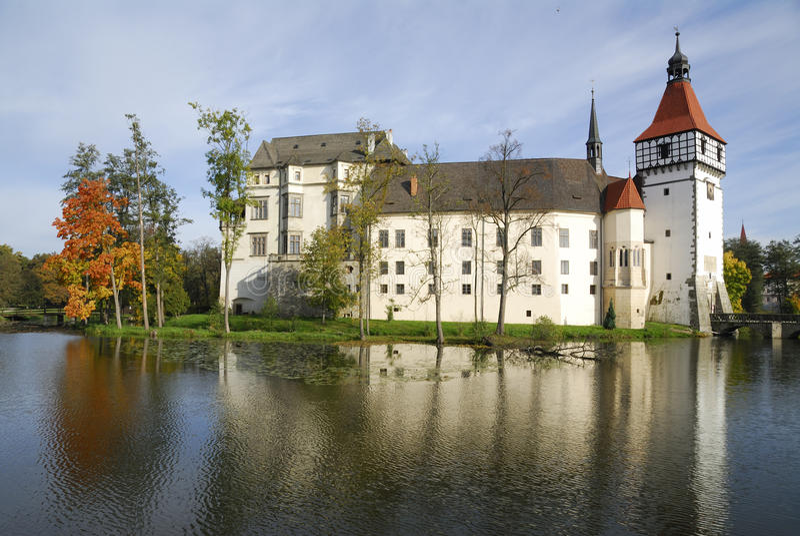 Château Blatna photos stock
