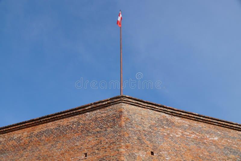 Château Brno de Spilberk images libres de droits