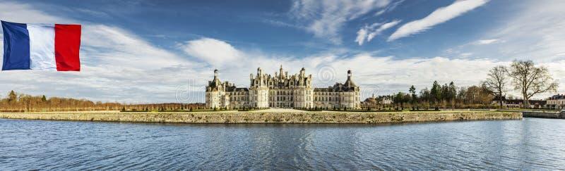 Château Chambord photographie stock libre de droits