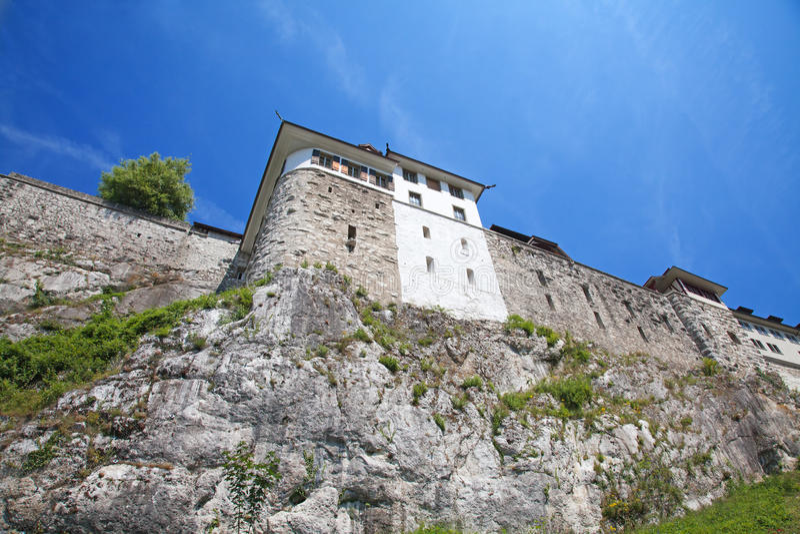 Château d'Aarburg image stock