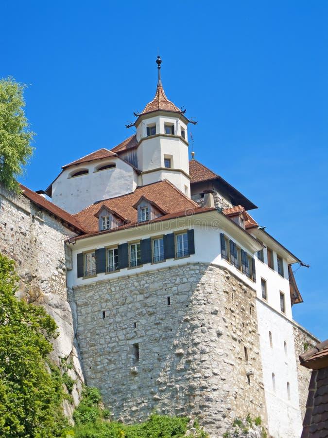 Château d'Aarburg photos libres de droits