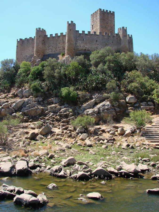 Download Château D'Almourol, Portugal Photo stock - Image du templar, tourisme: 4350730