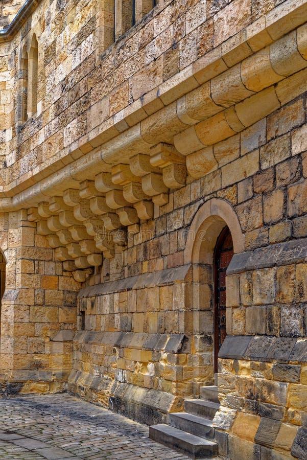 Château d'Alnwick - Northumberland - Royaume-Uni photos libres de droits