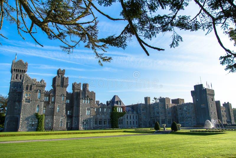 Château d'Ashford image libre de droits
