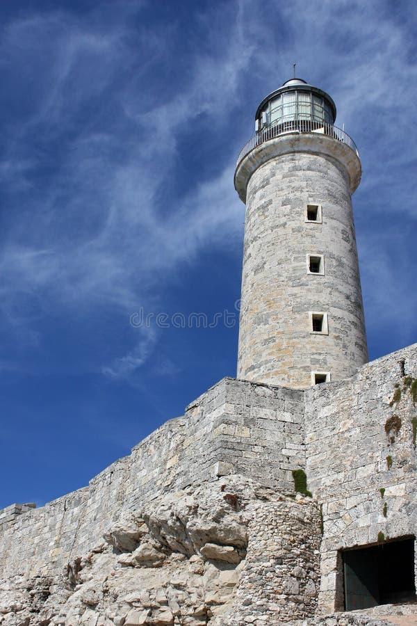 Château d'EL Morro photo libre de droits