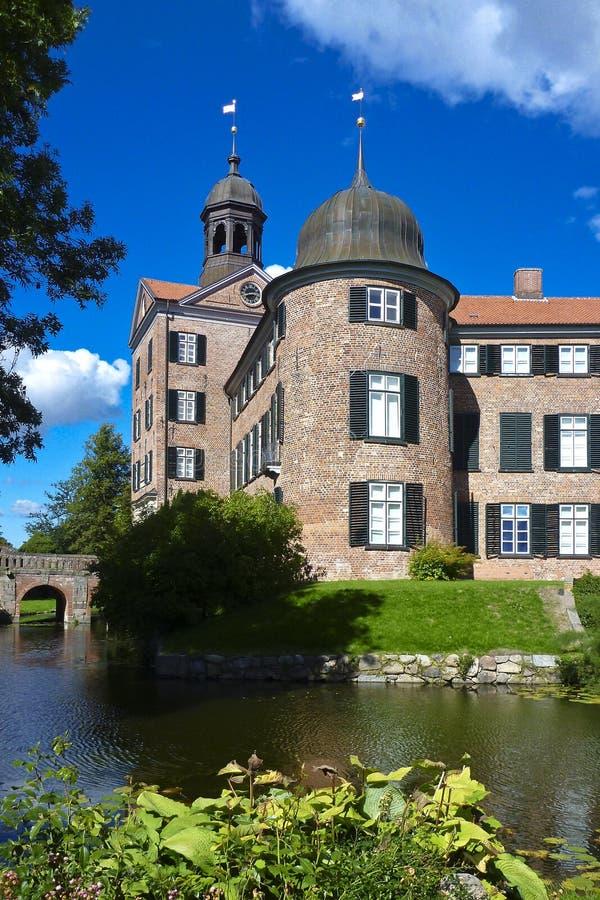 Château d'Eutin, Allemagne photographie stock