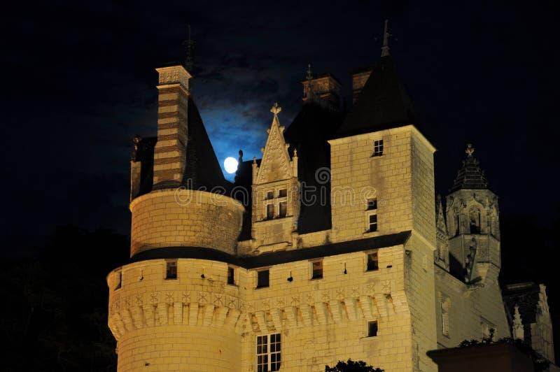 Château d'Usse photographie stock