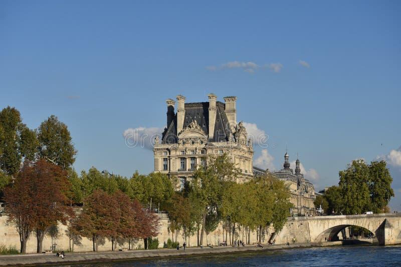 Château dans le ciel photos stock