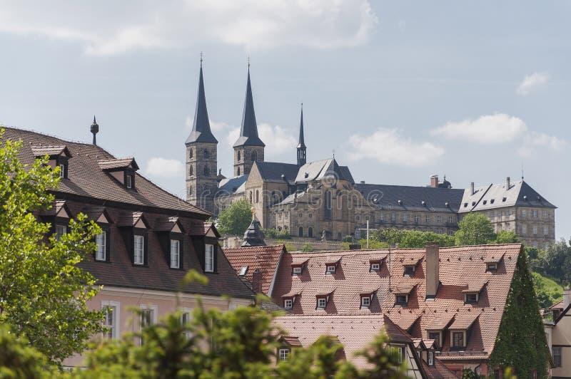 Château de Bamberg photos stock
