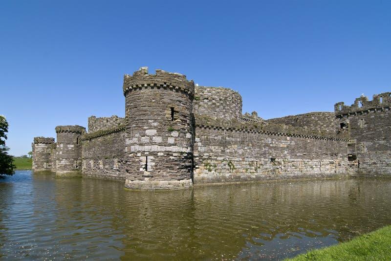 Château de Beaumaris photos stock