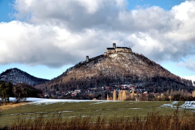 Château de Bezdez photographie stock libre de droits