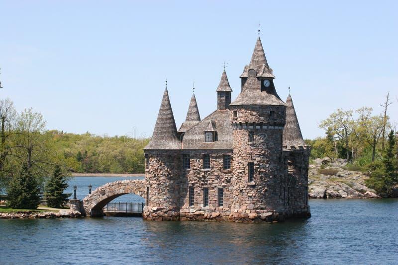 Château de Boldt image stock