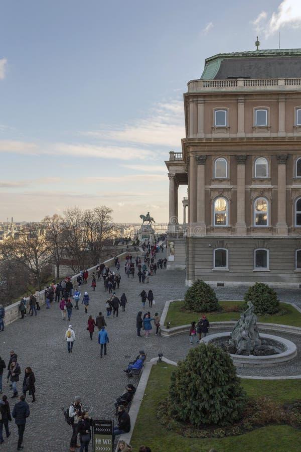 Château de Buda photos libres de droits