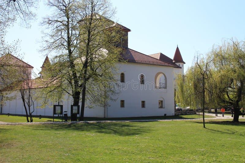 Château de BudatÃn, région d'ilina de ½ de Å images libres de droits
