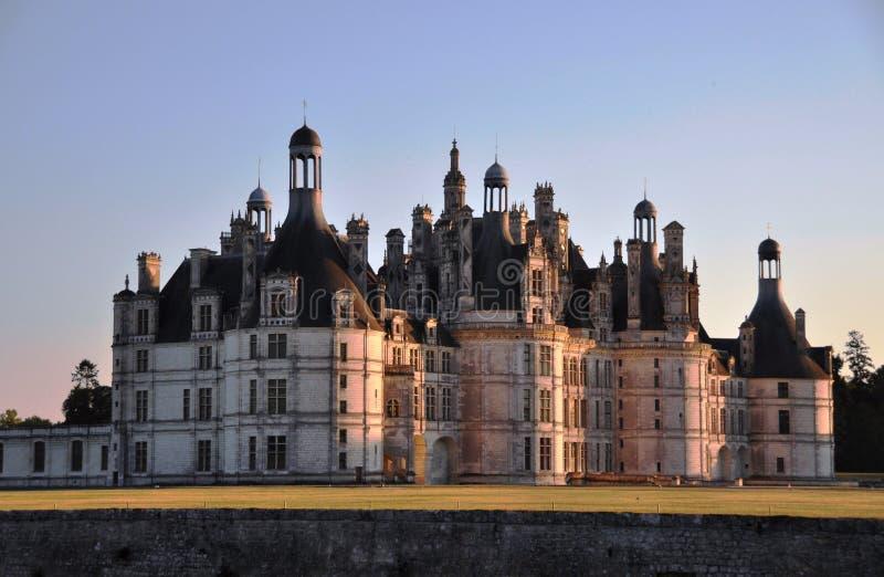 Château de Chambord photo libre de droits