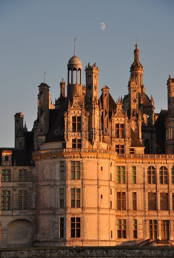 Château de Chambord images stock